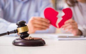 גירושין מנישואין אזרחיים