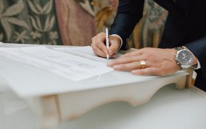 הליך גירושין בנישואין אזרחיים